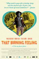 THAT BURNING FEELING, poster art, Rukiya Bernard, 2013. ©Search Engine Films