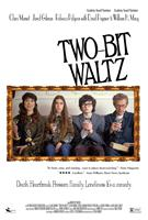 TWO-BIT WALTZ, US poster art, from left: Rebecca Pidgeon, Clara Mamet, Jared Gilman, William H. Macy, 2014. ©Monterey Media